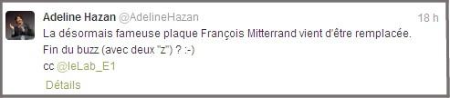 @adeline_hazan, 7 novembre 2013.