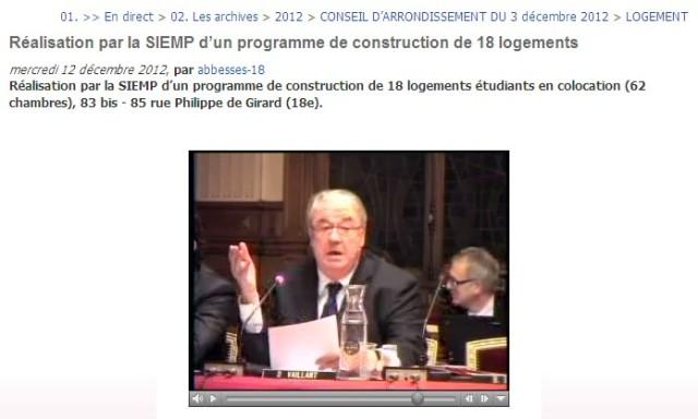 Les délibérations de la Commission du Vieux Paris sont à se taper le cul par terre.