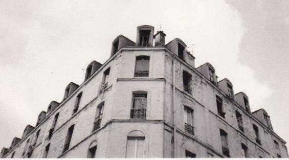 La proue de Beit Stephenson (1986).