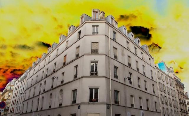 25 rue Stephenson (Gaël Coto, 2011).