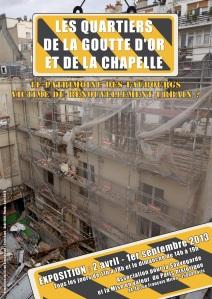 L'expo qui défie les démolisseurs de la Goutte d'Or et la