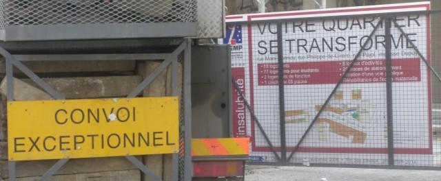 Au large du 83bis rue Philippe de Girard, avril 2013 (CGO).
