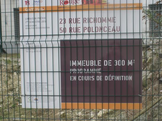 Friche en cours de définition (Photo CGO mars 2013).