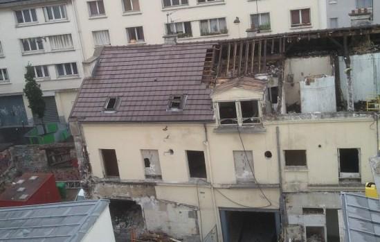 La maison de faubourg sous les coups de la Mairie, de la SIEMP, de l'AFEV, du capital social