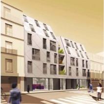 42-44 rue Myrha (Image Le Moniteur).