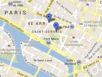 Paris Historique et le Tribunal administratif.