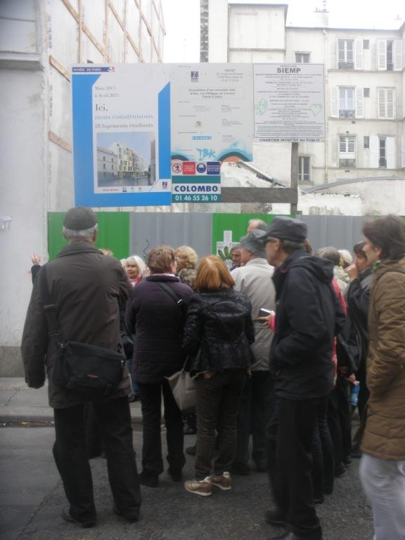 Requiem pour le 83bis rue Philippe de Girard. Point de droit sur une démolition domùmageable.