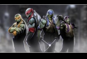 La Bande des 4 en pleine mutation.
