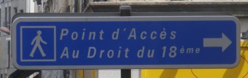 Toujours point d'accès au droit ?