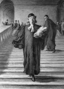 Daumier (Escalier).