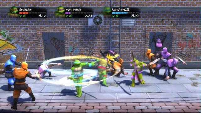 Crédit image : Teenage Mutant Ninja Turtles.