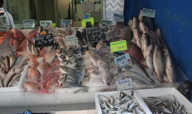 Qu'est-ce qu'il a, mon poisson ? Il est pas frais, mon poisson ? (Photo Dixhuitinfo).