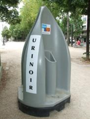 Urinoir, pour voir !