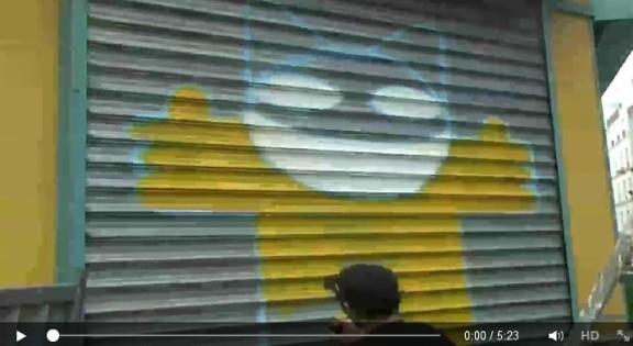 Vidéo de la résidence de M. CHAT à L'Échomusée.