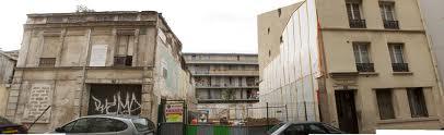 Le 24 avant sa démolition (GC, août 2011).
