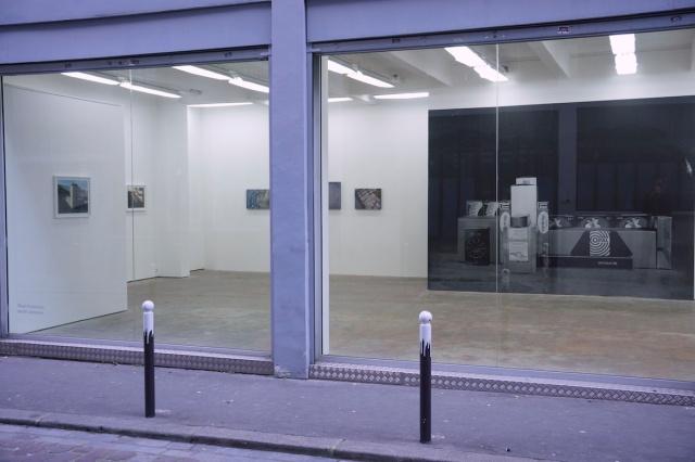 © Paul Pouvreau, Exposition Archicommun, Galier Scrawith, Paris