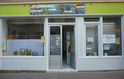 Ateliers des Xérographes au 19 rue Cavé.