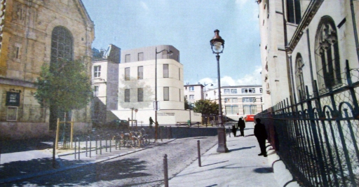 11 rue Saint Bruno/7 rue Pierre L'Ermite (photo dossier Morland).