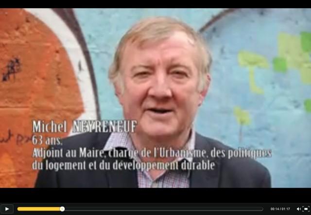 Vidéo extraite du site d'Éric Lejoindre.