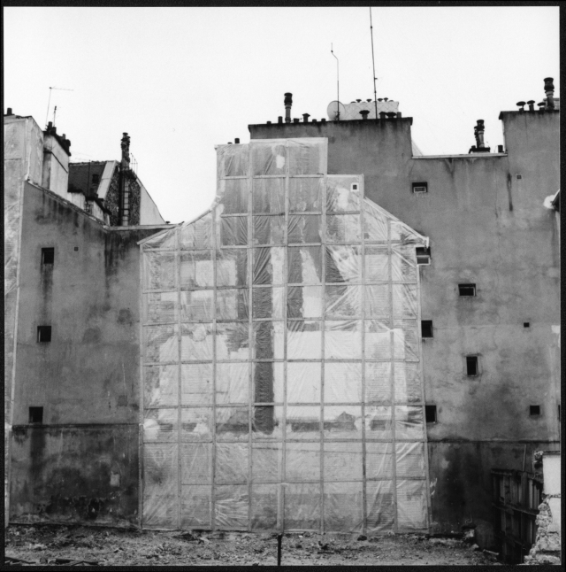 Entre-deux au Rolleiflex (Photo de Gaël Coto pour Cavé Goutte d'Or).