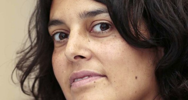 Myriam El Khomri (photo AFP/Les Échos).