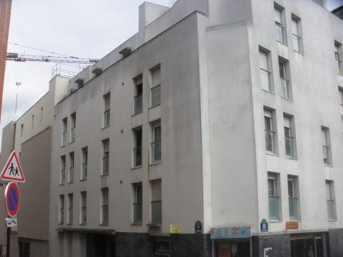 Le 40 rue Cavé (Photo CGO 2013).