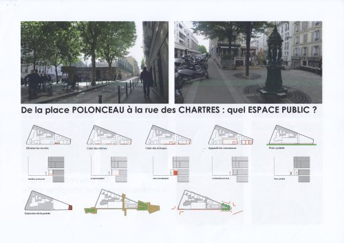 """Cette """"rue des Chartres"""" dont le pluriel nous a un petit air"""