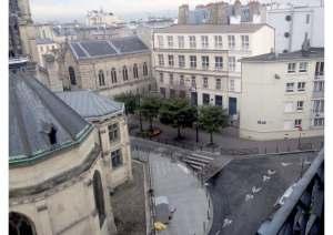 L'école Saint Bernard prend de la hauteur.