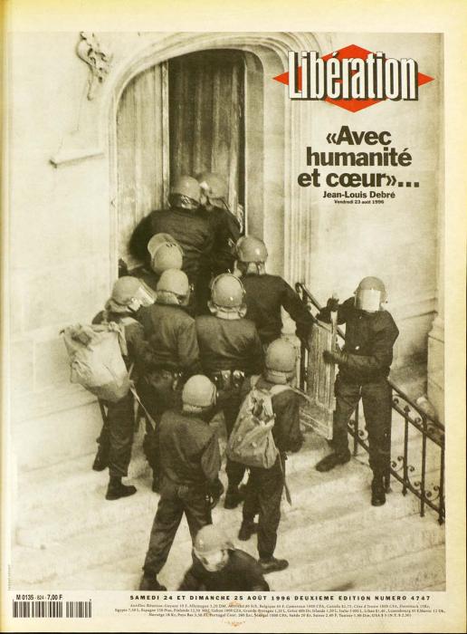 Libération, 23 août 1996.