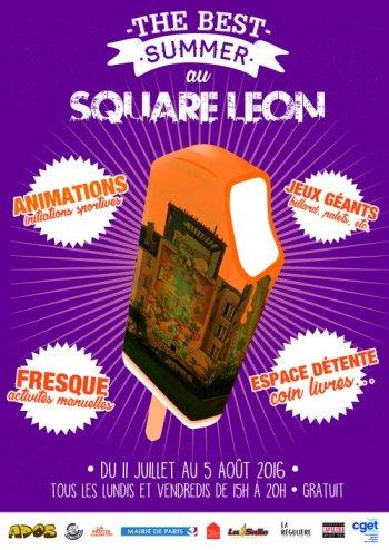 ados square léon