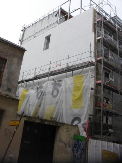 Fenêtre dévoilée à la rue (Photo DR 2 août 2016)