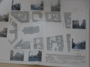 Confusions sur les abords (dossier architecte, 2014).